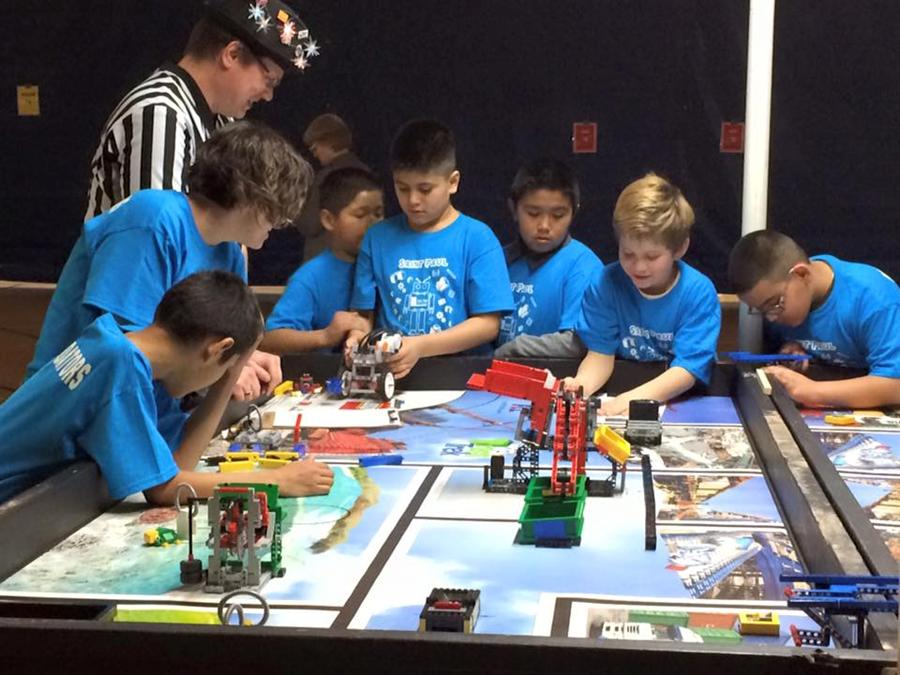 Riverview Lego League