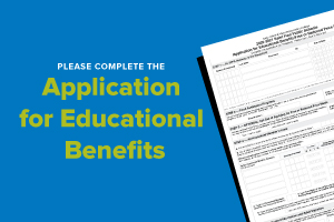 Application for Educational Benefits