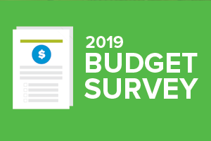 Your input is important to us. Complete SPPS Budget Survey