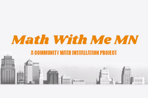 'Math with Me MN' Project