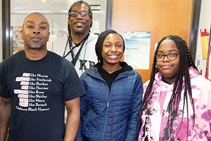 SPPS Celebrates National African American Parent Involvement Day