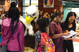 Open house at American Indian Magnet School