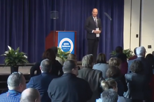 Superintendent Joe Gothard Gives State of the District Address
