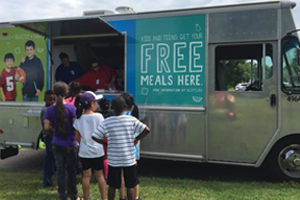 SPPS to Provide Free Summer Meals at More Than 75 Locations