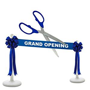 Ribbon-Cutting Ceremony Sept 20!