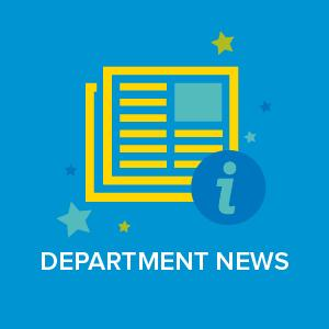Department News Icon