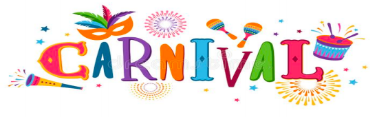 School Carnival, January 23, 2020 5pm-7pm