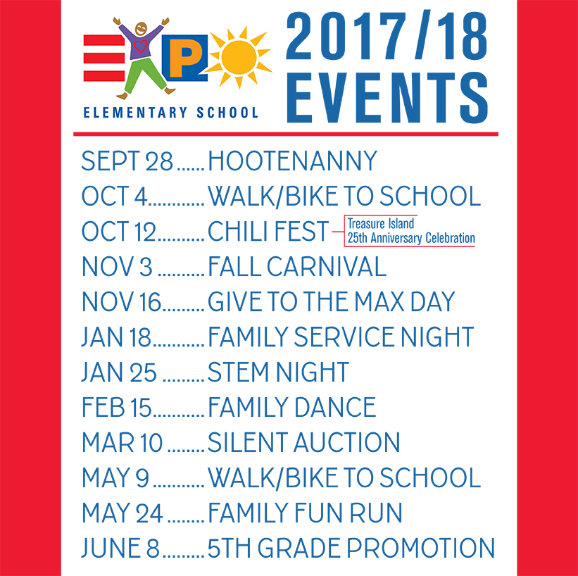 2017-18 EXPO Events: An Overview