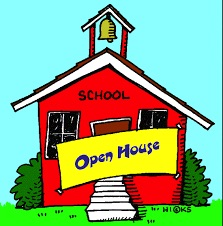 Open House Aug 30 from 4:40-6:00PM