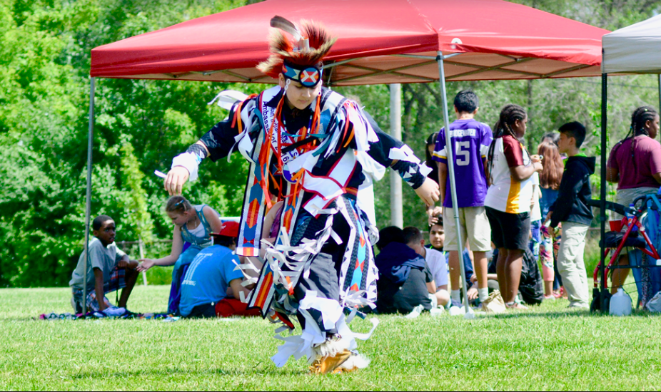 Indian Education Powwow's at American Indian Magnet