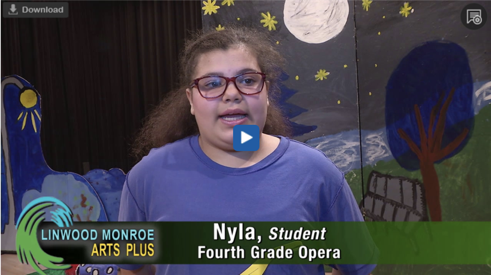 Linwood Monroe's Student-Produced Opera Hits the High Notes