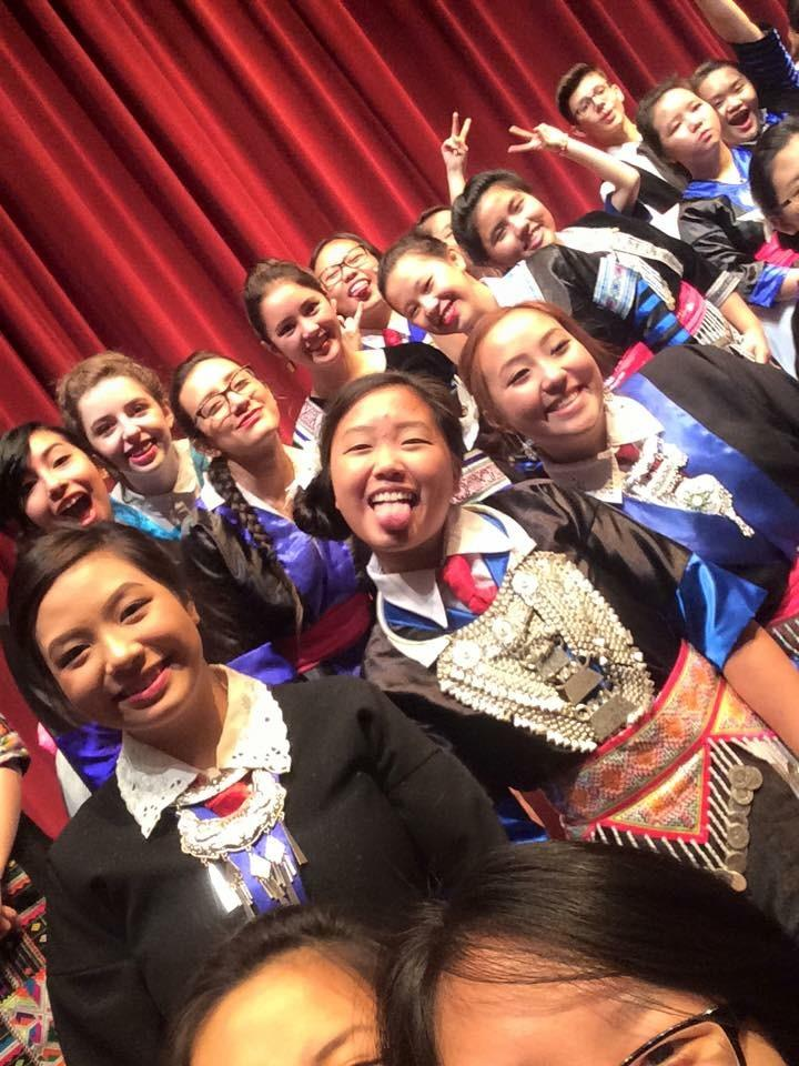 Another successful Hmong New Year performance