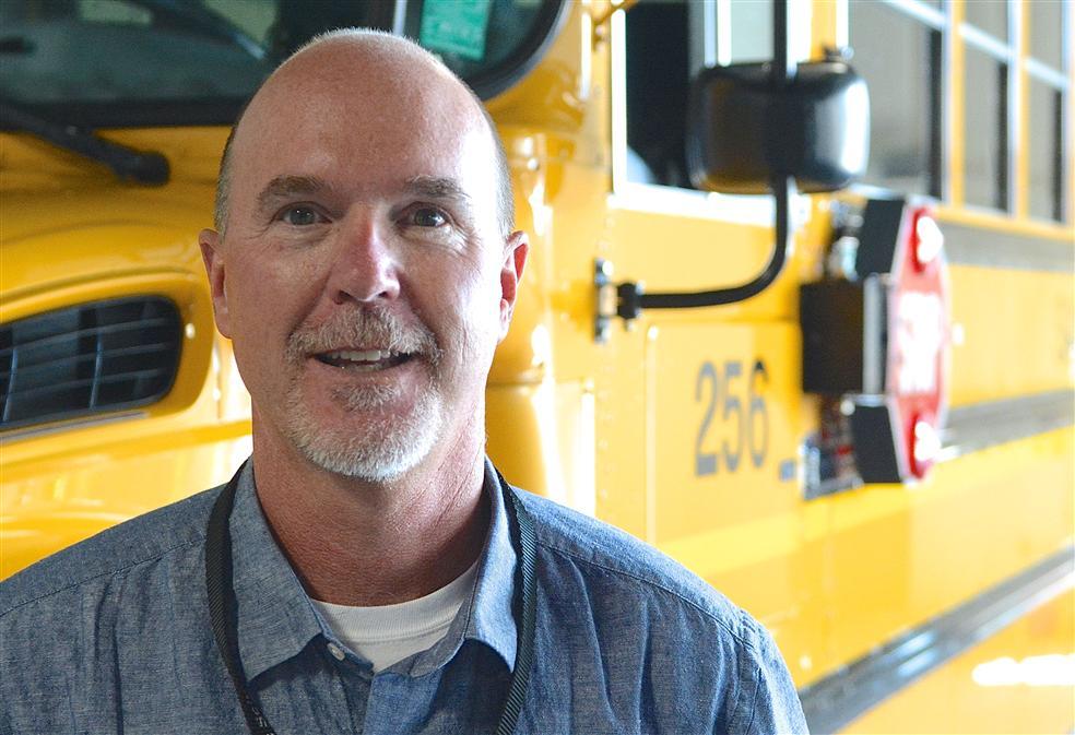 Director Of Transportation. Tom Burr