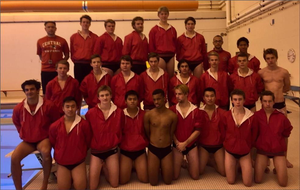 Central Boys Swim Boys Swimming Diving