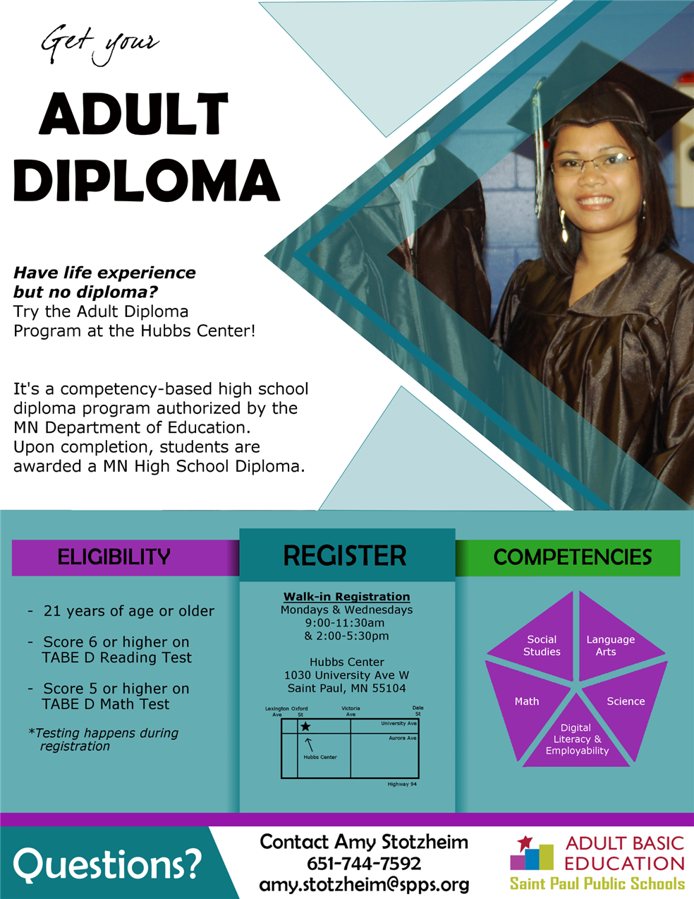 adult diploma overview adult diploma brochure
