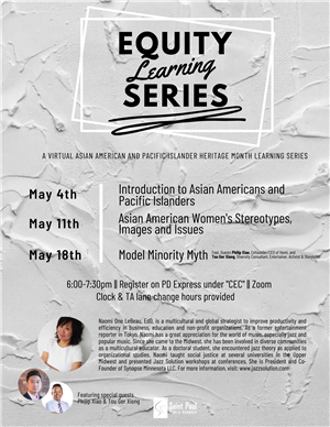 May 2020 Equity Learning Series