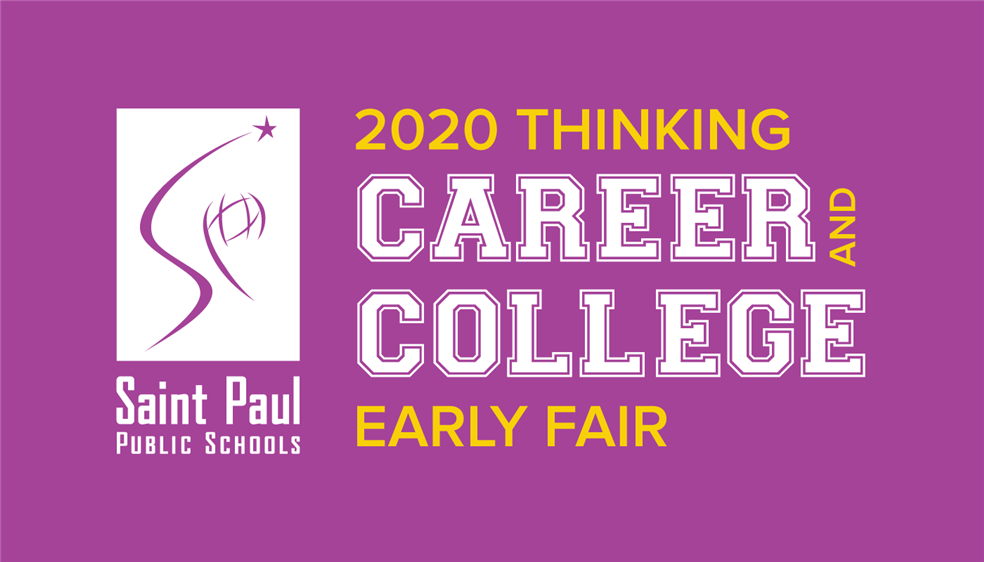 Thinking Career and College Early Fair