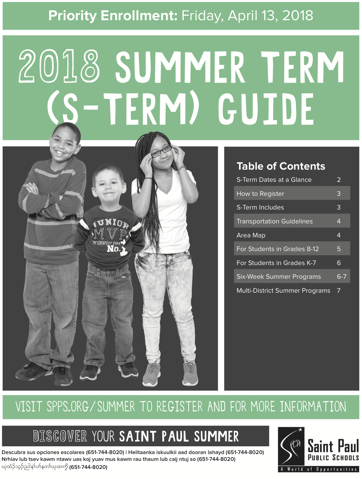 S-Term Guide 2018