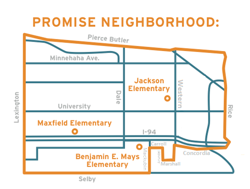 Promise Neighborhood Map