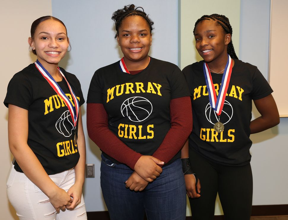 Murray Middle School basketball