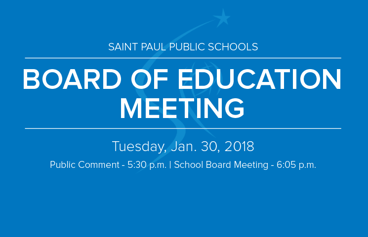 BOE Meeting Scheduled