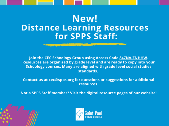 CEC Distance Learning Resources