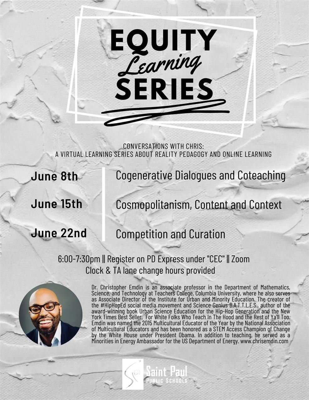 June Equity Learning Series