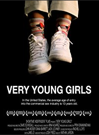 Equity Film/Discussion Series: Very Young Girls - Click on Image for Details