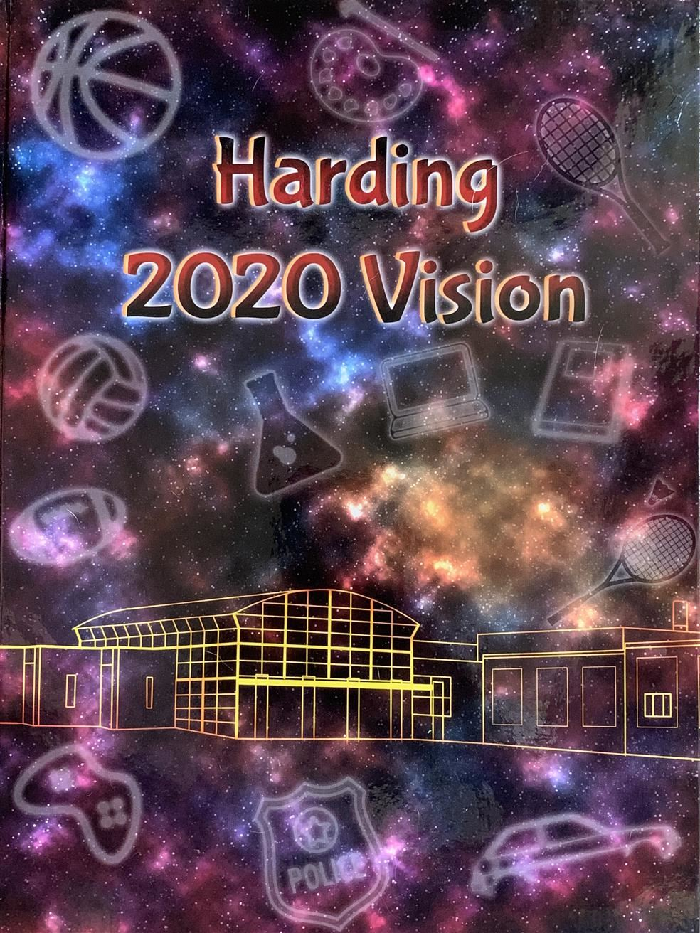 2020 Harding Yearbook