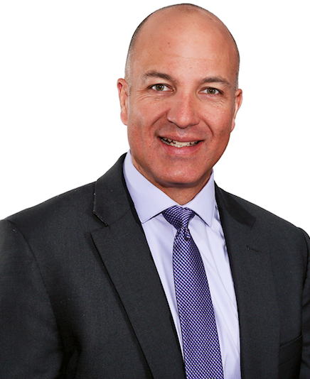 Superintendent Joe Gothard