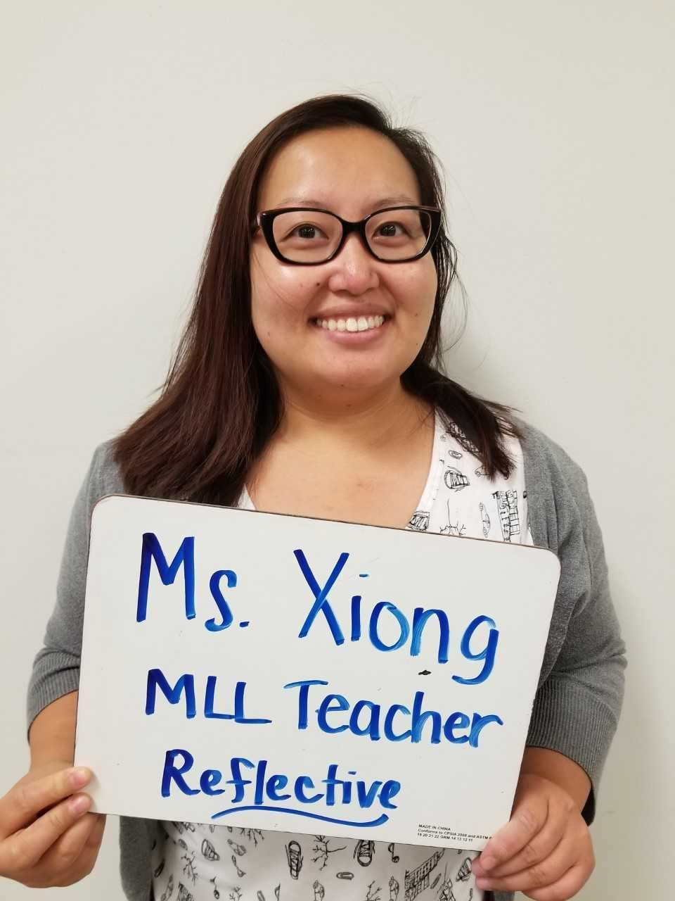 Ms. Xiong