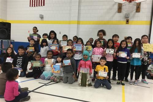 November Award Winners