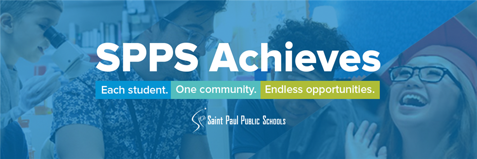 SPPS Achieves header