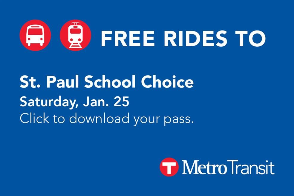 Metro Transit Ride Pass