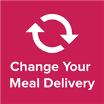 Change meal delivery