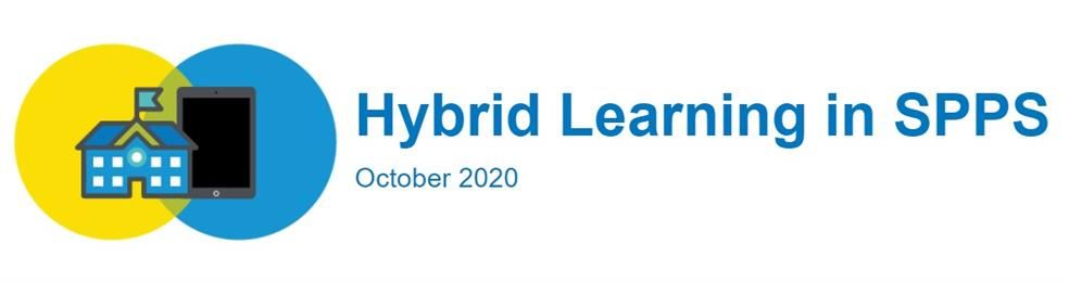 Hybrid Learning in SPPS