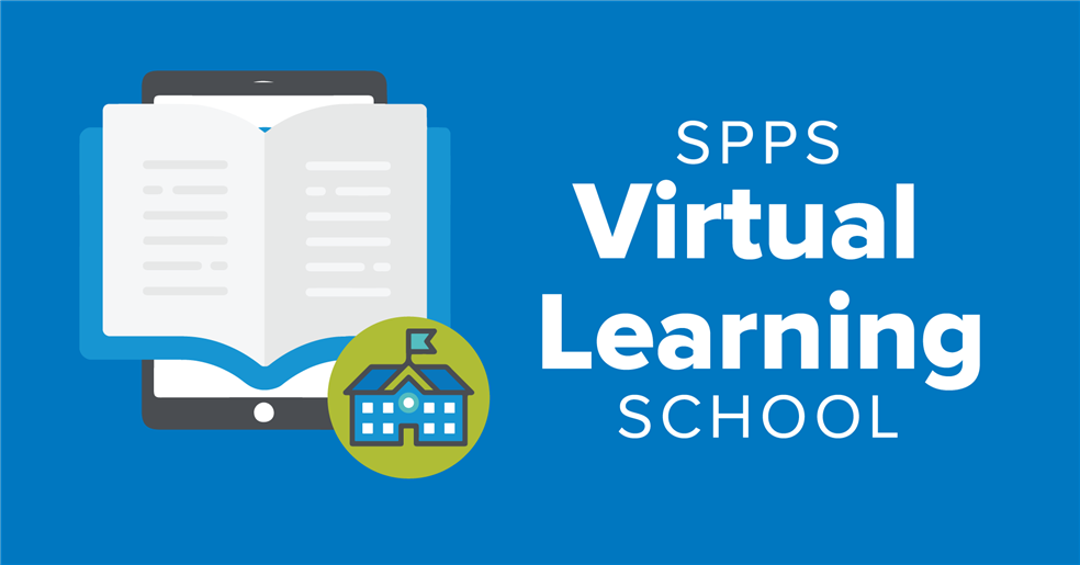 SPPS Virtual Learning School image header