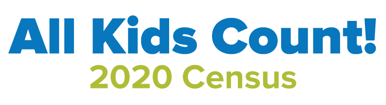All Kids Count - 2020 census text