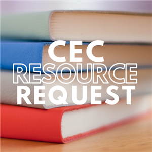 CEC Resource Request