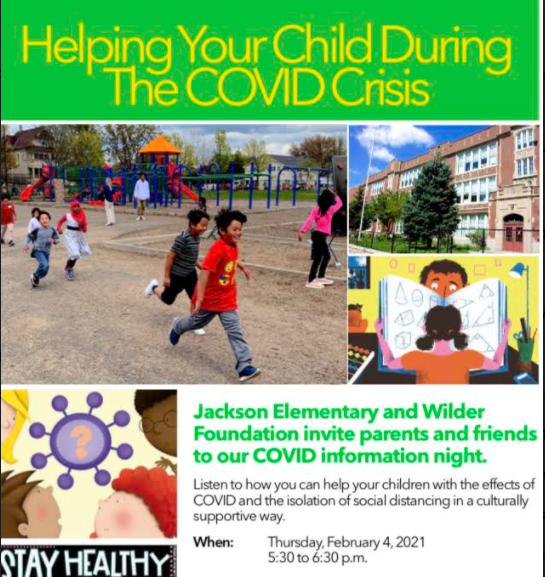 Helping Your Child During the Covid Crisis