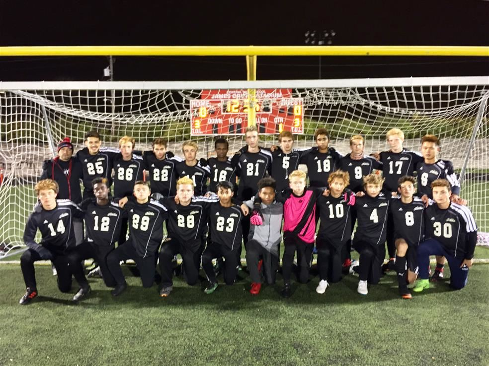 Boys Soccer Making Noise in the State Tournament