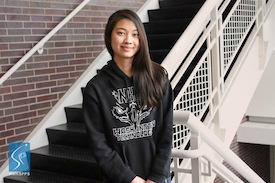 Jinci, Senior at Washington Technology Magnet