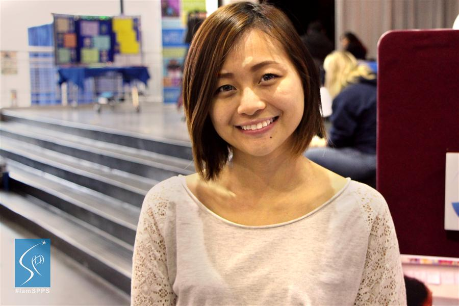 Lynda Yang-Gungsing, Pre-K teacher, Benjamin E. Mays IB World School