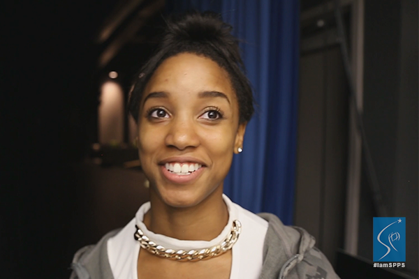 Video: Janeka, Student at Creative Arts Secondary School