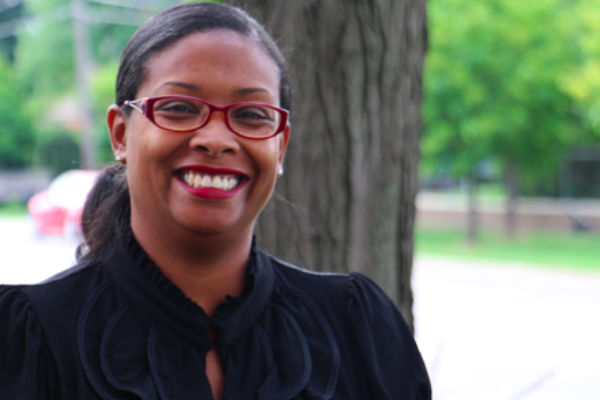 Ma'Lene Walker, Assistant Principal, Battle Creek Middle School