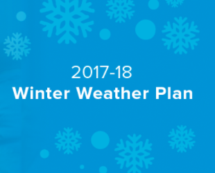 Winter Weather Plan