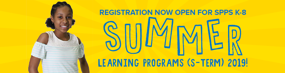 Summer Learning Program logo