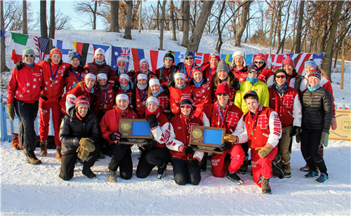 Nordic Ski Conference Champs and State Qualifiers 2018