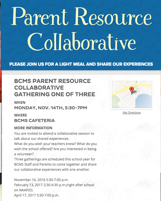 Parent Resource Collaborative