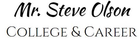 Mr. Steve Olson College & Career
